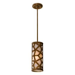 Murray Feiss - Murray Feiss P1182OBZ Oxidized Bronze Medina 1 Light Mini Pendant - Lamping Technology: Bulb Base - Medium (E26): The E26 (Edison 26mm), Medium Edison Screw, is the standard bulb used in 120-Volt applications in North America. E26 is the most common bulb type and is generally interchangeable with E27 bulbs. Compatible Bulb Types: Nearly all bulb types can be found for the E26 Medium Base, options include Incandescent, Fluorescent, LED, Halogen, and Xenon / Krypton.