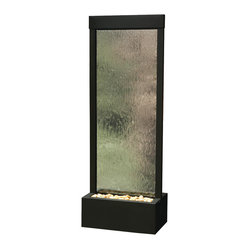 Black Onyx Frame Gardenfall Series Waterfall