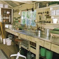 Eclectic  craftrooms
