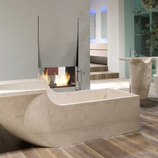 Modern Bathtubs by Ambient  Bathrooms