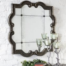 Contemporary Mirrors by the essentials inside