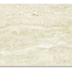 "Beige 12"" x 24"" Wall Field (Polished) • Classic Travertino by Eleganza - http://www.worldclasstiles.com/porcelain-ceramic/brand/eleganza/classic-travertino/beige-12-x-24-wall-field-polished-classic-travertino-by-eleganza/"