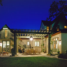 Traditional Exterior by Shiflet Group Architects