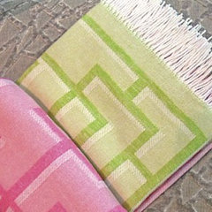 contemporary throws by Yvonne Estelle's
