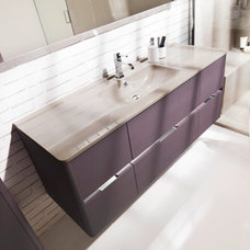 Modern Bathroom Vanities And Sink Consoles by AMBIANCE BAIN