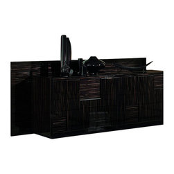 Rossetto - Rossetto Nightfly LED Lights for Buffet Boiserie (Back) - Rossetto - Buffet Tables and Sideboards - R413925813100