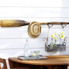 Eclectic Hooks And Hangers by Pottery Barn