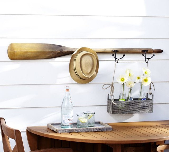 Eclectic Wall Hooks by Pottery Barn