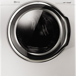 Samsung 3.7 cu ft Front-Load Washer (ENERGY STAR) - Samsung 3.7 cu ft High-Efficiency Front-Load Washers (White) ENERGY STAR
