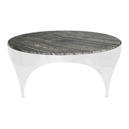 Vanguard Furniture - Vanguard Furniture Apollo Cocktail Table P201C-42CLDST - Vanguard Furniture Apollo Cocktail Table P201C-42CLDST