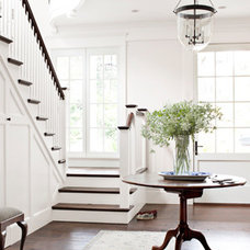 Traditional White Decorating Ideas - White Home Decorating Ideas - Country Livin