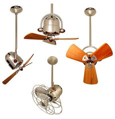 eclectic ceiling fans by YLighting