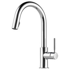 Modern Kitchen Faucets by PlumbersStock
