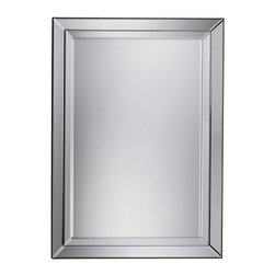 Sterling Industries - Sterling Industries DM2035 Canon Mirror In Clear Finish - Mirror (1)