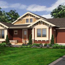 House Plan 132-197 -