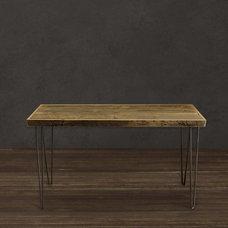 Modern Bar Tables by JW Atlas Wood Co.