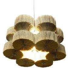 Transitional Pendant Lighting by EcoFirstArt