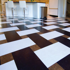 Contemporary Floor Tiles by Globus Cork