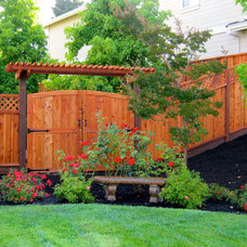 Home Fencing And Gates by C & J FENCING