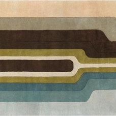 Contemporary Rugs by Bobby Berk Home