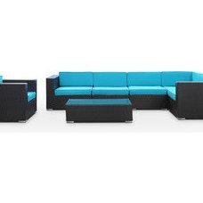 Fab.com | Modern Modular Patio Furniture