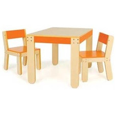 Modern Kids Chairs Little One's Table And Chairs by Pkolino