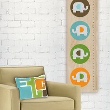 Modern Growth Charts by Etsy