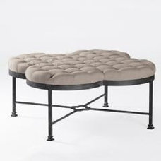 Eclectic Footstools And Ottomans by Black Rooster Decor