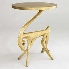 eclectic side tables and accent tables by DwellStudio