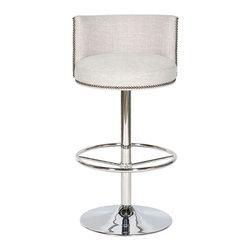 Vanguard Furniture - Vanguard Furniture Nevin Bar Stool W735-BS - Vanguard Furniture Nevin Bar Stool W735-BS