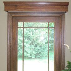 Traditional Window Treatments by Bellagio Window Fashions