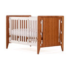 Crib - Bam B. Companion Crib - Bam B. Companion Crib - Beauty through simplicity, safety through design, coupled with unmatched quality to last for years and years as your baby grows.