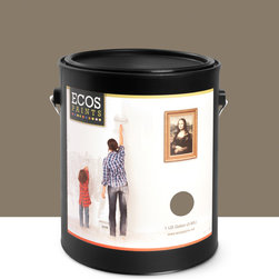 Imperial Paints - Exterior Semi-Gloss Paint, Aromatic - Overview: