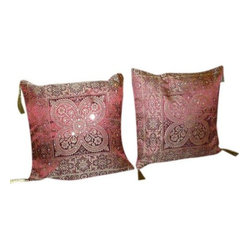 Silk Sari Pillows