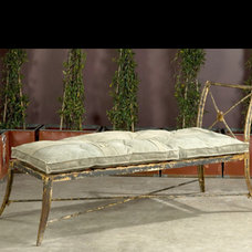 traditional day beds and chaises by Candelabra