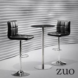 Zuo Modern Cyclone Bar Table - Zuo Modern Cyclone Bar Table