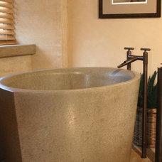 Modern Bathtubs by Viet-Marble