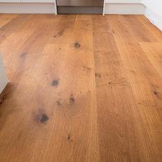 Rustic Hardwood Flooring by Forte Flooring