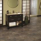 Sobella Supreme, Fiberglass core, vinyl sheet flooring from Mannington -
