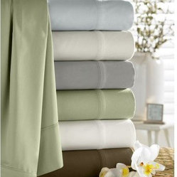 Kassatex Bamboo 300 Thread Count Cotton Sheet Set