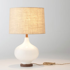 Modern Table Lamps by Schoolhouse Electric