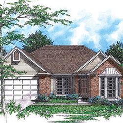 House Plan 48-416 -