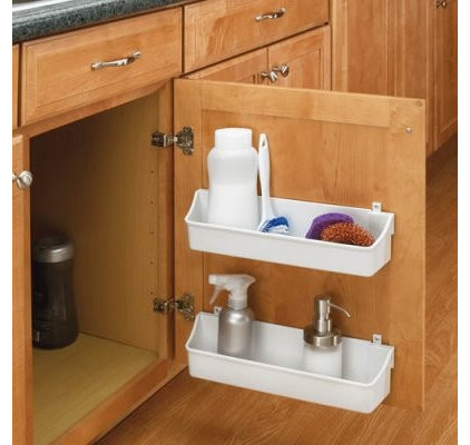 Modern kitchen cabinetry by hayneedle for Kitchen cabinet accessories