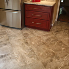 Contemporary  by TILE COLLECTION INC