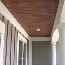 Traditional Exterior by Meadow Ridge Builders, LLC
