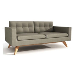 True Modern | Luna Loveseat