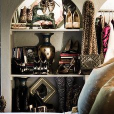 Eclectic Closet fave closets