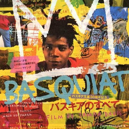 Jean-Michel Basquiat: The Radiant Child 27 x 40 Movie Poster - Japanese Style A - Jean-Michel Basquiat: The Radiant Child 27 x 40 Movie Poster - Japanese Style A Jean Michel Basquiat,Julian Schnabel,Larry Gagosian,Bruno Bischofberger,Tony Schafrazi,Fab 5 Freddy,Jeffrey Deitch,Glenn O'Brien,Maripol,Kai Eric,Nicholas Taylor,Erica Bell,Diego Cortez,Nelson George,Fred Hoffmann. Directed By: Tamra Davis.