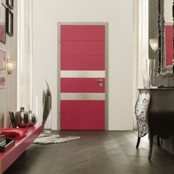 Italian doors - Featuring the most  splendid Italian veneers and most durable finishes, Dayoris designs, builds and installs south Florida's Italian doors. From corner to corner, we take every little detail into consideration in the crafting of a high-end product that will make you proud. Hundreds of doors  are available to fit any any standard or custom frame. Finishes range from sturdy laminates to the finest solid hardwoods. We also provide stainless steel contemporary door hardware to match all your doors. Elegant door bells for entry doors, nobs, locks and stops, all in one packet to satisfy our customers with the best.