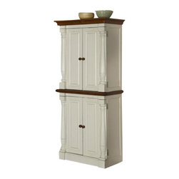 Home Styles - Home Styles The Monarch Kitchen Storage ...